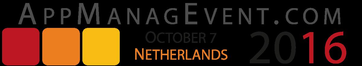 AppManagEvent 2016