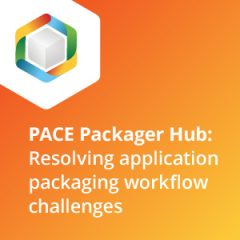 Packaging process management